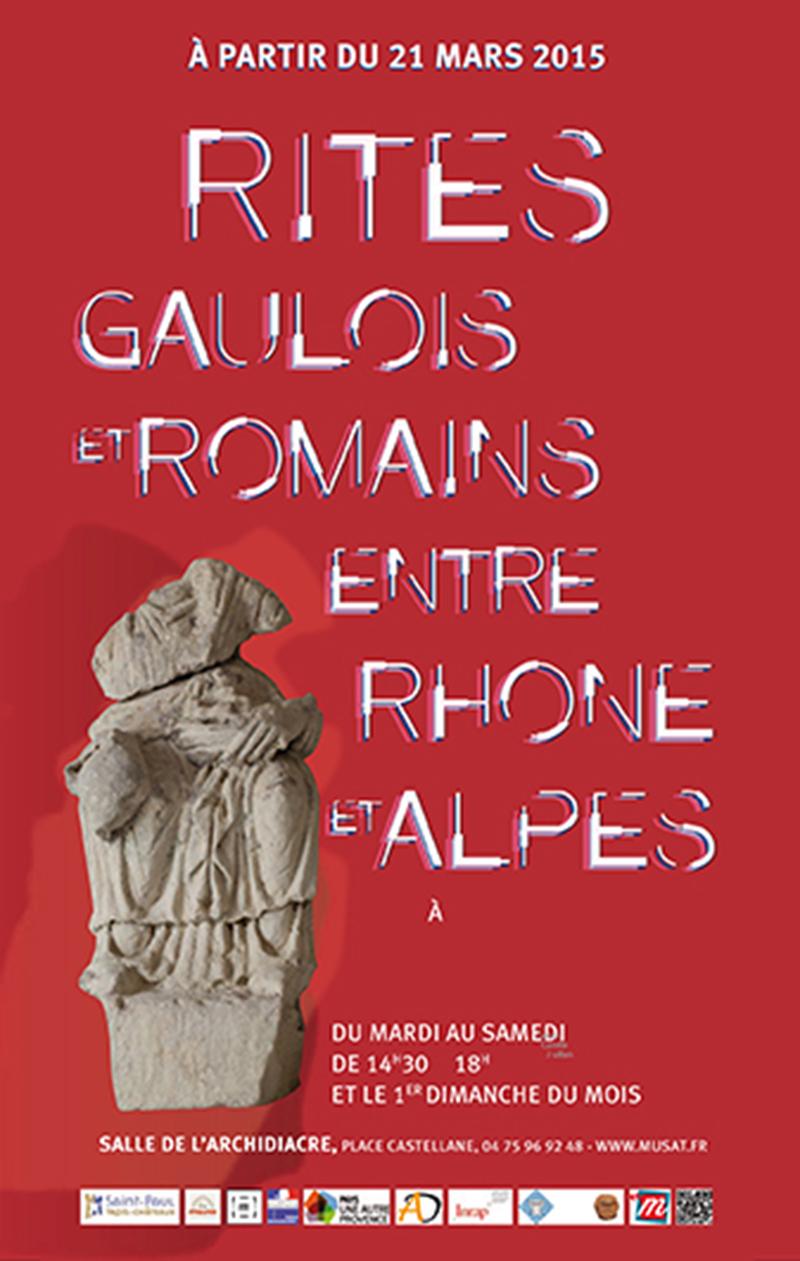 Rites gaulois et romains entre Rhône et Alpes