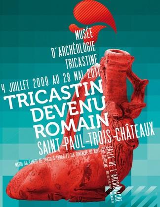 Tricastin devenu romain